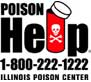 Illinois Poison Center 1-800-222-1222